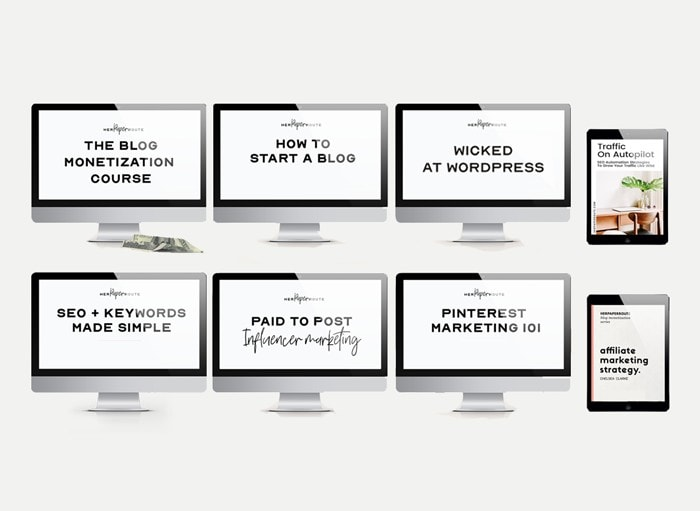 be your own blog boss course bundle herpaperroute wordpress