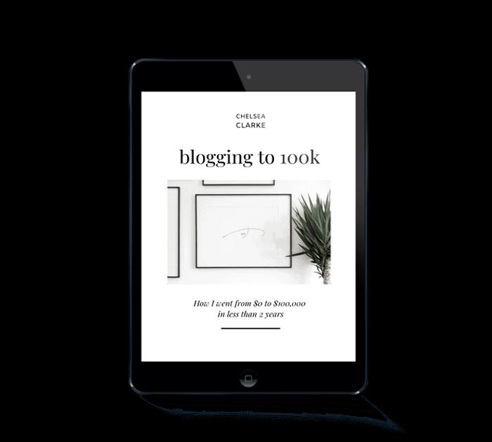 blogging to 100k book v3