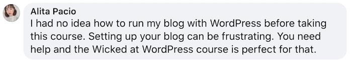 best wordpress training