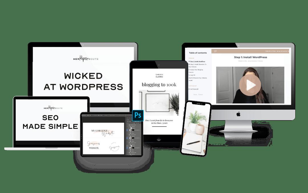 website in a box deal bundle_2b
