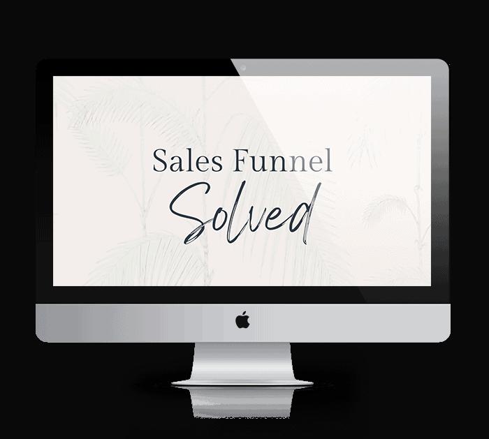 sales funnel solved