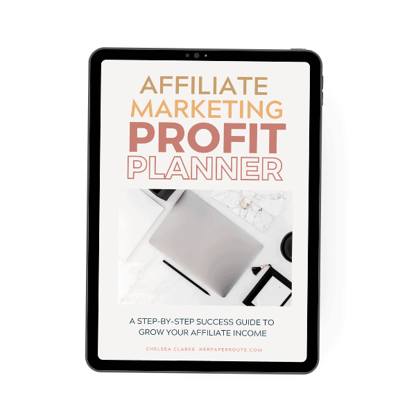 HerPaperRoute_Affiliate_Marketing_Profit_Planner_