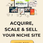 niche investor bundle sell your nice site kit