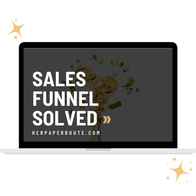 sales funnel training herpaperroute