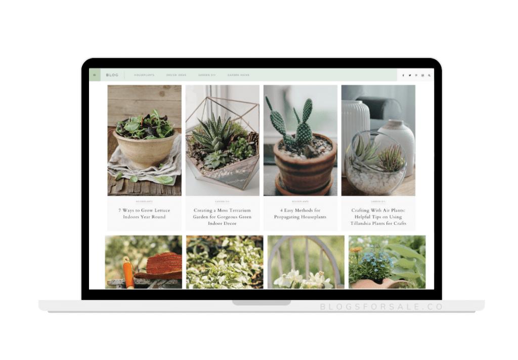 starter-garden-niche-site-for-sale
